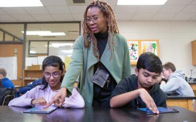 New Initiative to Invest in Teachers
